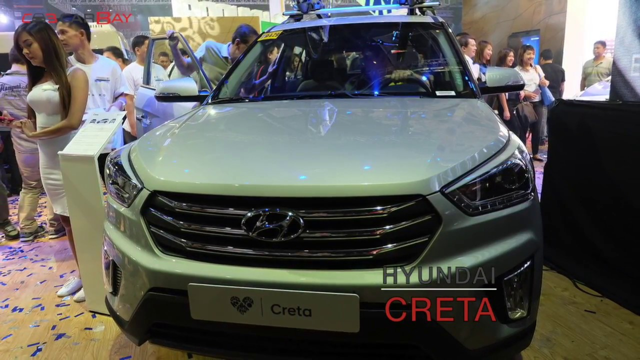 Hyundai Creta Suv Genesis Luxury Sedan Launched At Mias