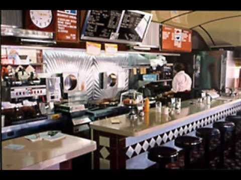 Classic american diners and signs youtube for American classic diner