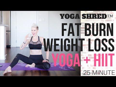 Best Fat Burning & Weight Loss HIIT + Yoga   Sadie Nardini