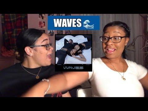 Normani - Waves FT 6LACK   Reaction