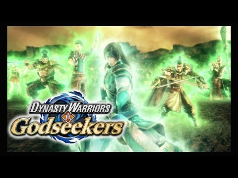 Dynasty Warriors: Godseekers - All Cutscene Movie (English)
