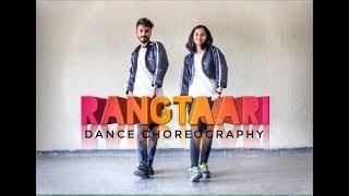 RANGTAARI | Loveyatri | Bollywood Dance Choreography | Riya Vaidya