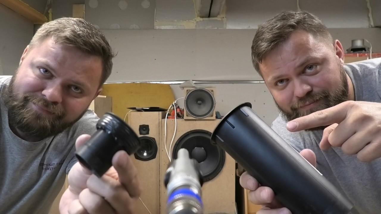 Размер имеет значение!? фазоинвертор диаметром 35 и 52 мм. Какая разница в звуке?