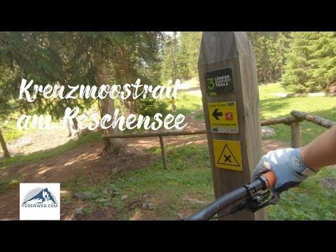 Kreuzmoos Trail (Nr. 68) - 3 Länder Enduro Trails Nauders