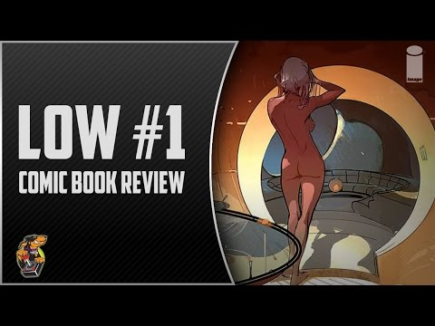 Comic Book Review: Low #1
