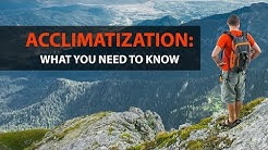 Acclimatization: What You Need to Know