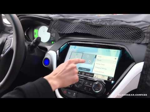 2017 Chevrolet Bolt EV interior walkthrough