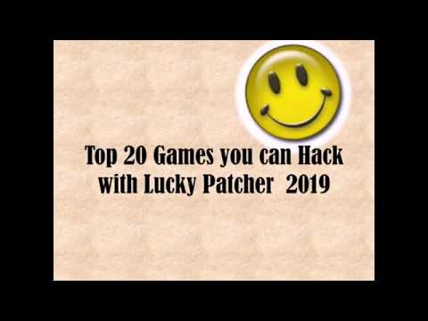 Top 20 Games that you can hack using Lucky Patcher 2019