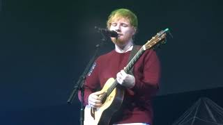 Love Yourself - Ed Sheeran - Roundhouse, London 18/11/18