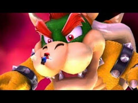 Super Mario Galaxy 2 - 100% Walkthrough Part 20 - Final Boss & Ending Credits
