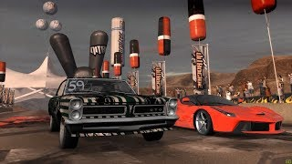 NFS Prostreet - Speed King Race but obeying the Nevada Highway Speed Limit of 55mph