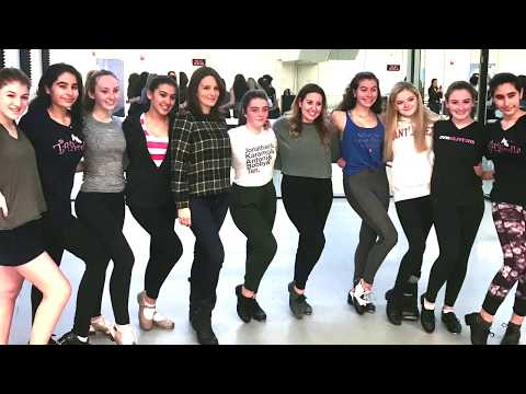 Mean Girls The Musical - STOP | Original Tap Choreography By Casey Nicholaw