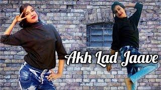 Akh Lad Jaave [Loveyatri] Cover Dancing Version 2.0 || HD 720pix