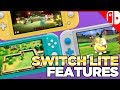 Switch Lite - Motion Controls, Docking, and YOUR Questions!