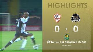 Zamalek SC 0-0 TP Mazembe    HIGHLIGHTS   Match Day 5   TotalCAFCL