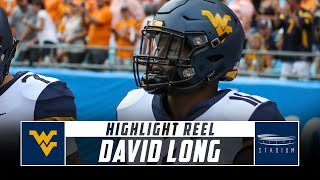 David Long West Virginia Football Highlights - 2018 Season | Stadium