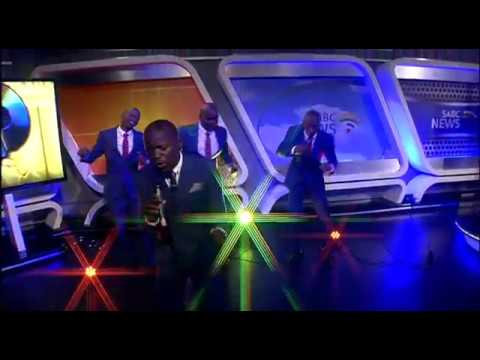 Mohau Wa Mohau by Bafana Ba Nkosana on Morning Live