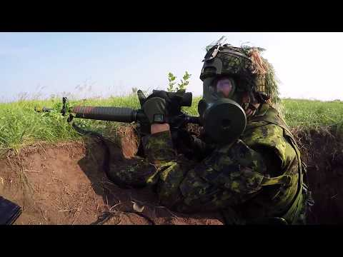 Canadian Armed Forces Infantry DP1 - 0079