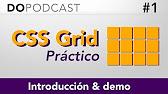 Aprende CSS Grid práctico