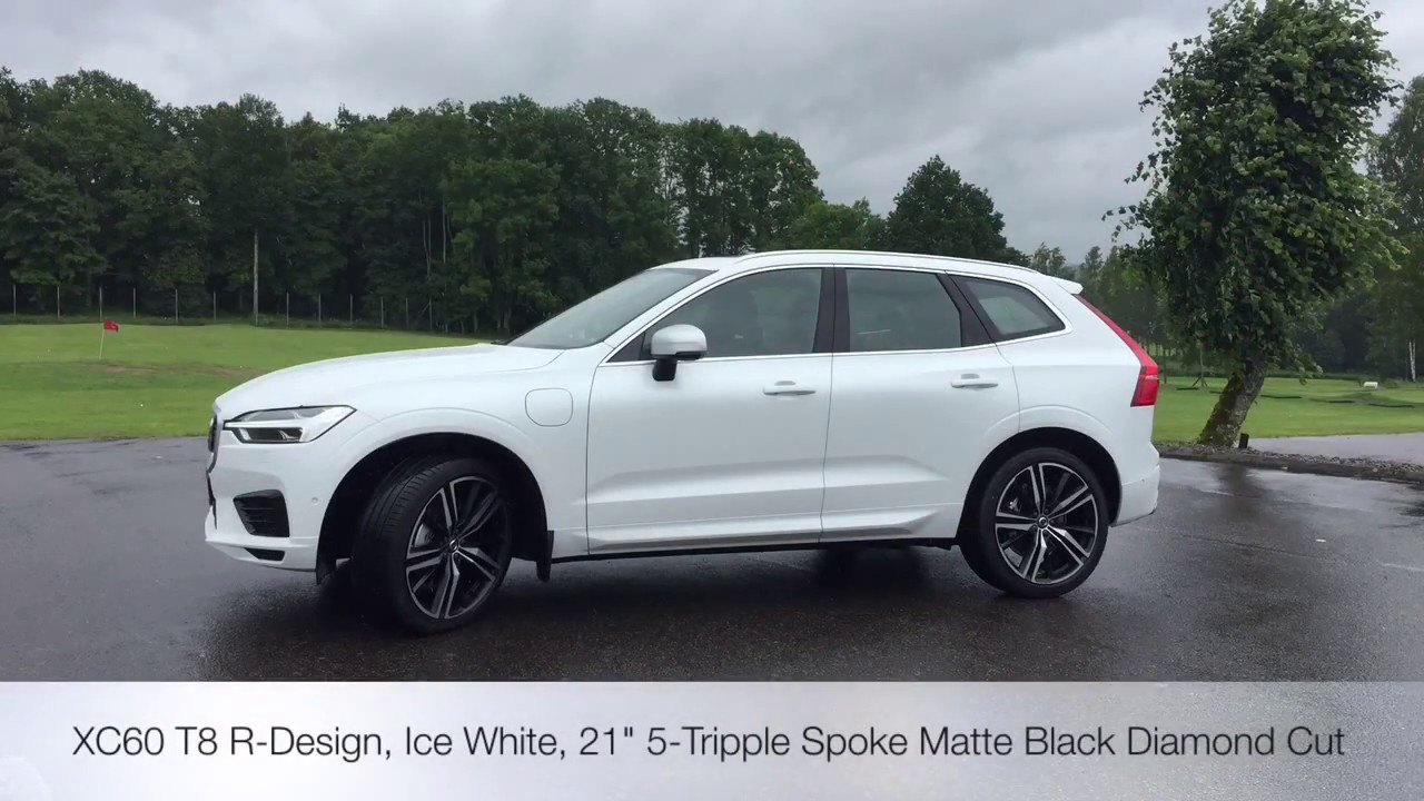 2018 Volvo Xc60 T8 R Design Youtube
