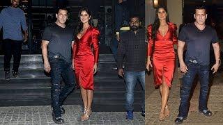 Salman Khan With Girlfriend Katrina Kaif Togethar At Ramesh Torani's Birthday Bash