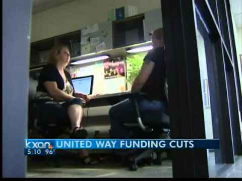 United Way cuts funds to area agencies