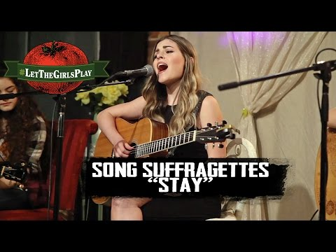 "Sugarland, ""Stay"" Cover - #LetTheGirlsPlay"