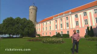 Tallinn, Estonia: Two Medieval Towns