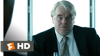 A Most Wanted Man (2014) - It Takes a Minnow Scene (8/10) | Movieclips