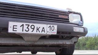 Datsun Cherry  Рвет все тазы