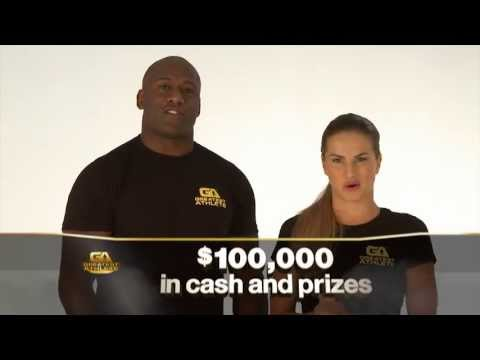 Download Greatest Athlete 30 sec TVC: Spot A