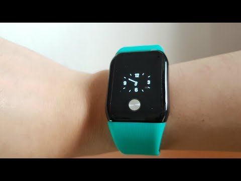 MerrySix.Com A88+ Smartwatch - Review & Unboxing + GIVEAWAY[HD]