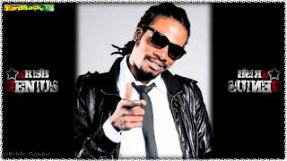 Gyptian - All Over {Overproof Riddim} Aug 2011