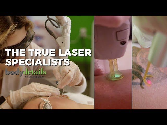 Why Body Details? | The True Laser Specialists | Brittany | Body Details