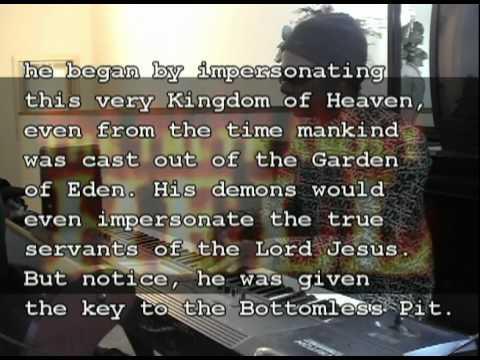 Revelation 9(1) Fallen Star - Patrick Bukassa