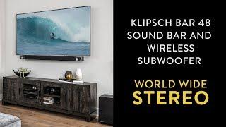 Review: Klipsch Bar 48 - 2019 48 Inch Sound Bar