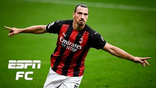 Has any player fared as well in their late-30's as Zlatan Ibrahimovic at AC Milan? | Extra Time