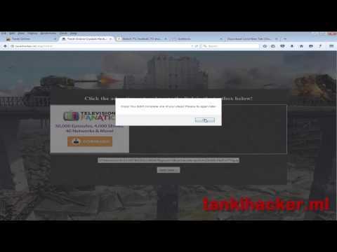 Tanki Online Crystals Hack! No Download !