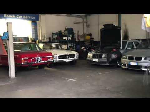 Mercedes Classiche A Milano: Ricky Motors N.1