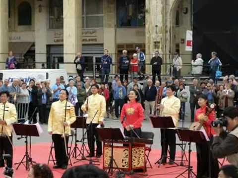 MALTA: Chinese Spring Festival at Valletta (2007 & 2008)