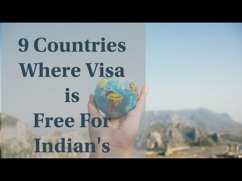 Countries You Can Travel From India Without A Visa 2019