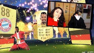 INDOVINA CHI SU FIFA 18 CON I PACCHI DA 100K! BUON ANNO NUOVO!