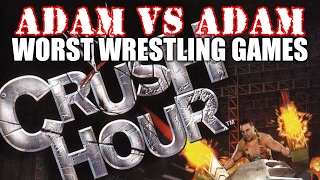 Adam vs Adam - Worst Of 7 #5: WWE Crush Hour