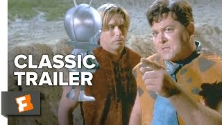 The Flintstones in Viva Rock Vegas (2000) Official Trailer - Stephen Baldwin Movie HD