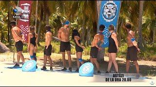 Survivor (18.04.) - Membru nou in concurs, iar concurentii care au incalcat regulamentul, pedepsiti