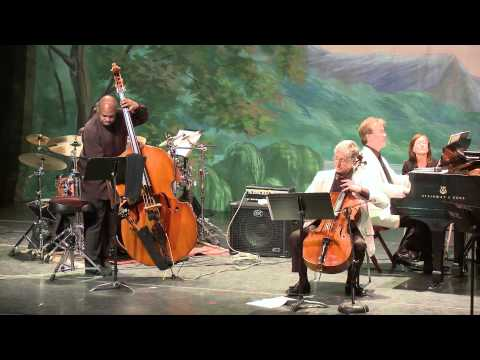 Bolling Suite for Cello and Jazz Piano Trio