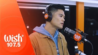 """Jay R performs """"Hinay"""" LIVE on Wish 107.5 Bus"""