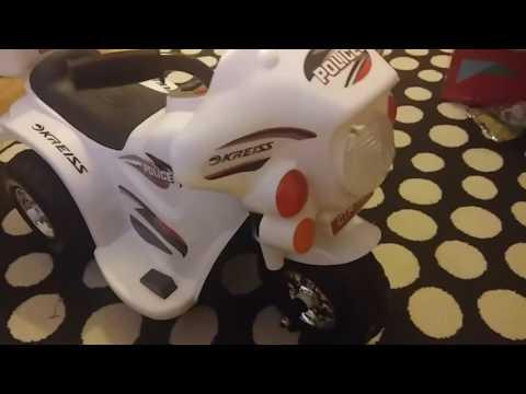 Детский скутер KREISS, на автомате)))
