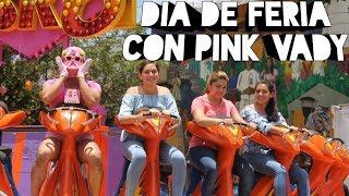 Consuma 2017. Fiestas Agostinas con Pink Vady.