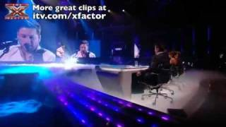 Matt Cardle sings Knights in White Satin X Factor Live Show 8 Matt Cardle Knights in White Satin